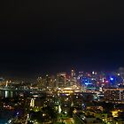 Sydney on New Year's eve III by Sundar Singh