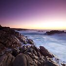 Canal Rocks by Paul Pichugin