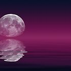 Purple Moon by William Attard McCarthy