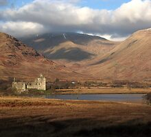 Kilchurn Castle, Loch Awe by PigleT