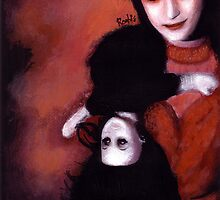 Lydia Deetz by ROUBLE RUST