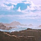 South Shore; Point Lobos by Rick Gustafson