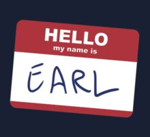 Hi, my name is Earl by Stuart Stolzenberg