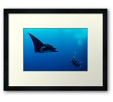 Photographers Dream Framed Print