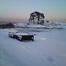 vinterutsikt by Jorunn