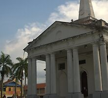 St George Chuch Penang by j0sh