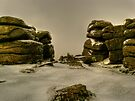 Combestone Tor by phil hemsley