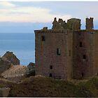 Dunottar Castle by Scott  Andrew