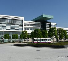 Clydebank College by Kevin Cotterell