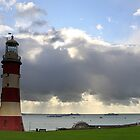 Plymouth Hoe by clivester