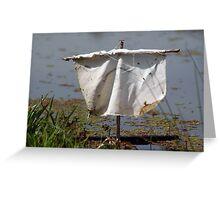 Little Raft - NSW Greeting Card