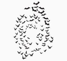 bats & butterflies  by IanByfordArt