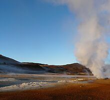 Volcanic Iceland by pljvv