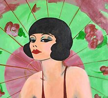 Flapper Girl by signaturelaurel