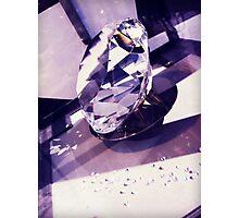 Diamonds!! Photographic Print