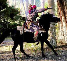 Seminole on the warpath by David Lee Thompson