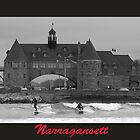 Surfs Up at Narragansett by John McNamara