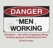danger men working by vampvamp