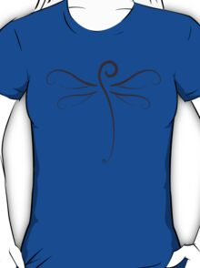 Swirly Dragonfly Tee (for light Tee's) T-Shirt