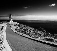 Cape Reinga Lighthouse by Mark  Attwooll