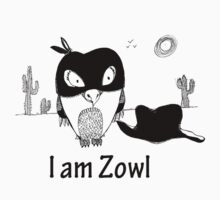 I am Zowl by Beatrice  Ajayi