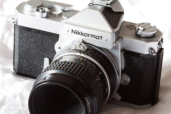 Nikkormat FTN by John Wright