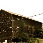 Antique Barn by BeccaAlysse