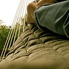 Napping on the Hammock in the Summertime by BeccaAlysse