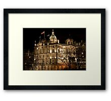 Bank of Scotland Headquarters - Edinburgh Framed Print