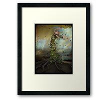 ~Grounded~ Framed Print