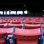 Seats At Fenway Park, Boston Massachusetts by mmcc0713