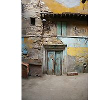 old islamic cairo Photographic Print