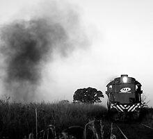 Tren by Gabriel Durando