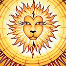 Leo - Shine your light into the world! by Sarah Jane Bingham