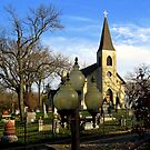 St. James of the Sag Church Lamps by Brian Gaynor