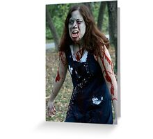 The Dead Greeting Card