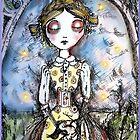 The Bird Lover by Helena Wilsen - Saunders