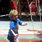 close up - brother in the mall by AshleighS