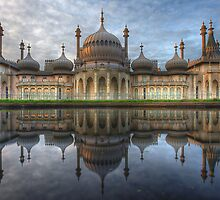 The Royal Pavilion - Brighton by Adam Gormley