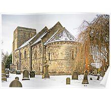 Dalmeny Parish Church Poster