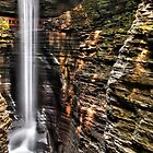 Cavern Falls  by Jeff Palm Photography