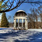 The Rotunda at Montpelier by Terence Russell
