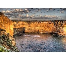 The Winds Of Time - Great Ocean Road , Victoria , Australia - The HDR Experience Photographic Print