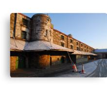 Cork Bonded Warehouses Canvas Print