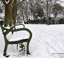 Too Cold To Sit !! by Kevin Cotterell