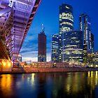 Business City by Mikhail Kovalev