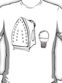 Anti Wrinkle Ice Cream T-Shirt