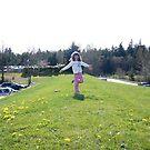 Happy in Spring by rferrisx