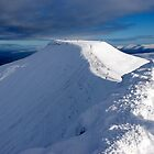 Pen y Fan from Corn Du by John Williams
