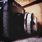 Vintage Boots Beirette B.L camera.. by Ruth  Jones
